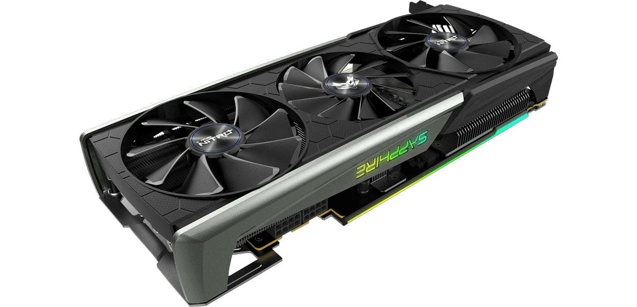 Sapphire Radeon RX 5700 XT NITRO+ - Chłodzenie