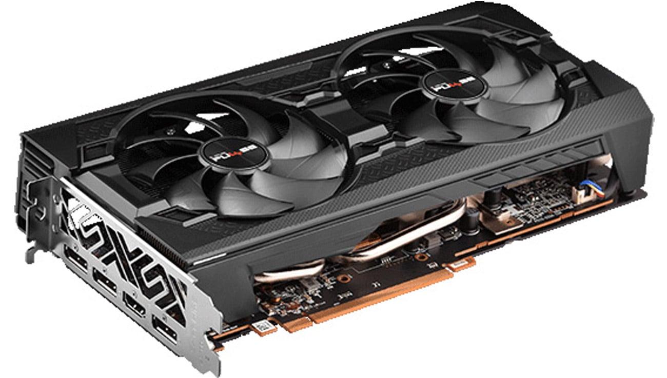Sapphire Radeon RX 5700 XT PULSE - Chłodzenie