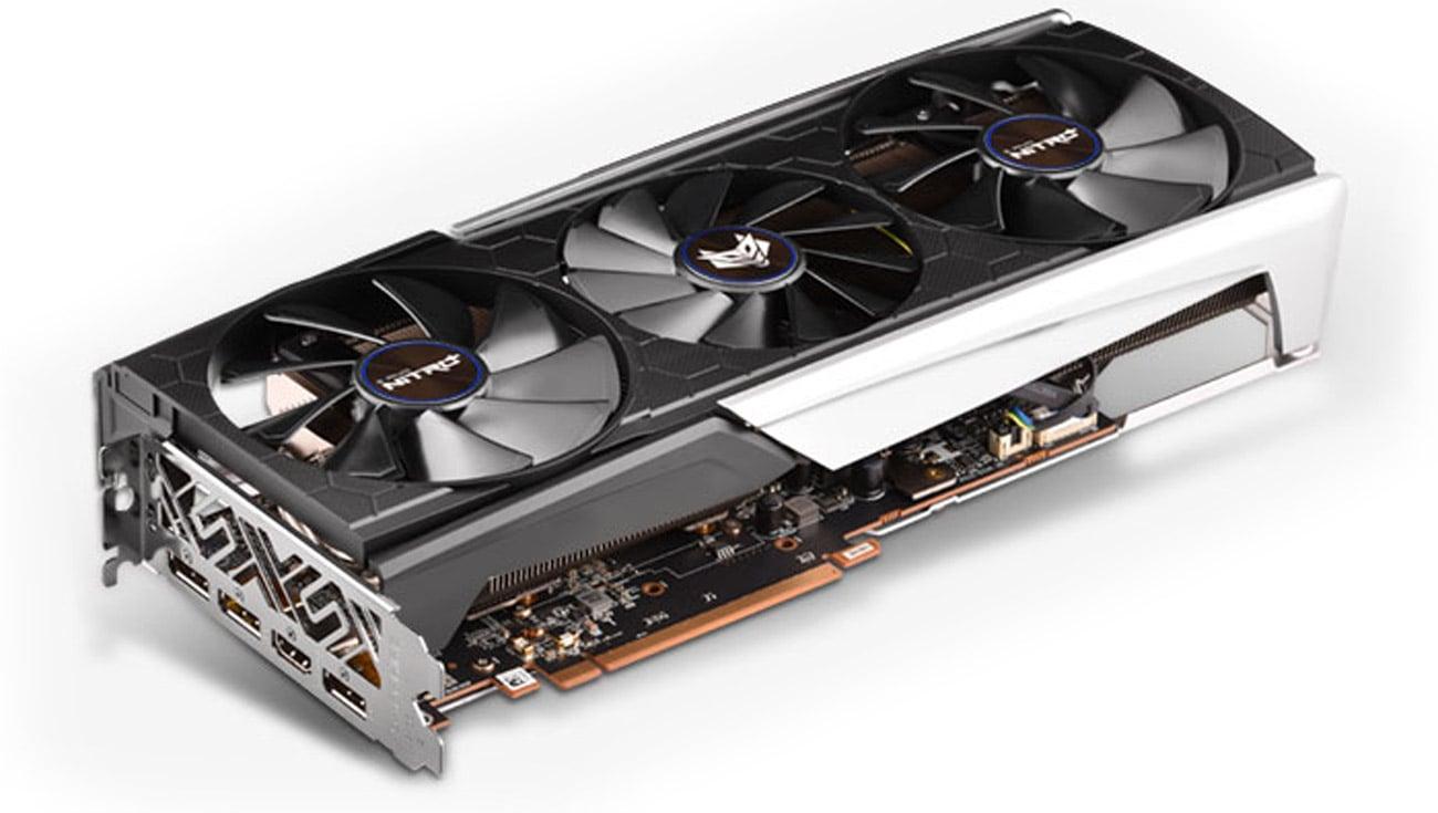 Karta graficzna AMD Sapphire Radeon RX 5700 XT NITRO+ Sapphire Radeon RX 5700 XT NITRO+ BE 8GB GDDR6 11293-03-40G