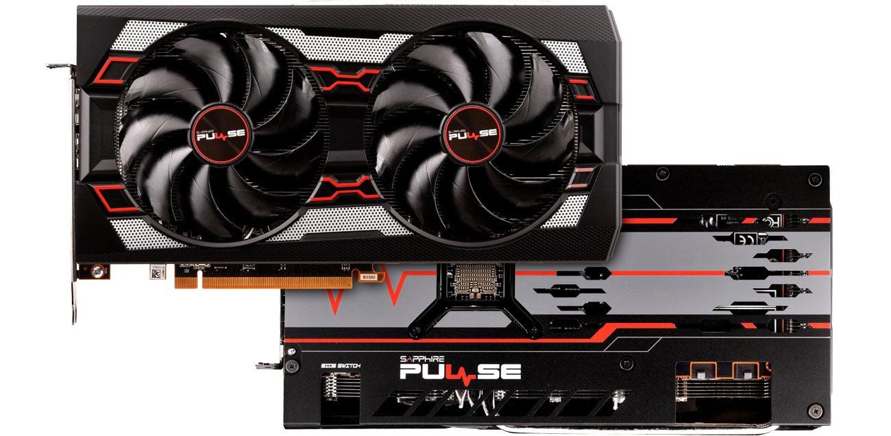 Sapphire Radeon RX 5700 PULSE - Chłodzenie