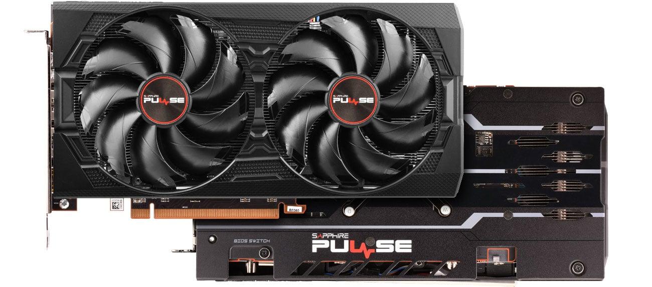 Sapphire Radeon RX 5500 XT PULSE - Chłodzenie
