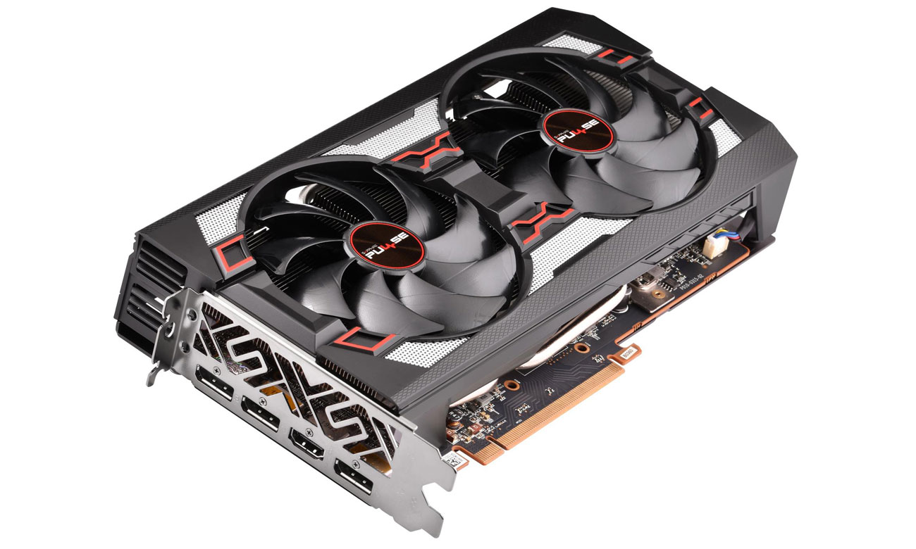 Sapphire Radeon RX 5600 XT PULSE 6GB GDDR6