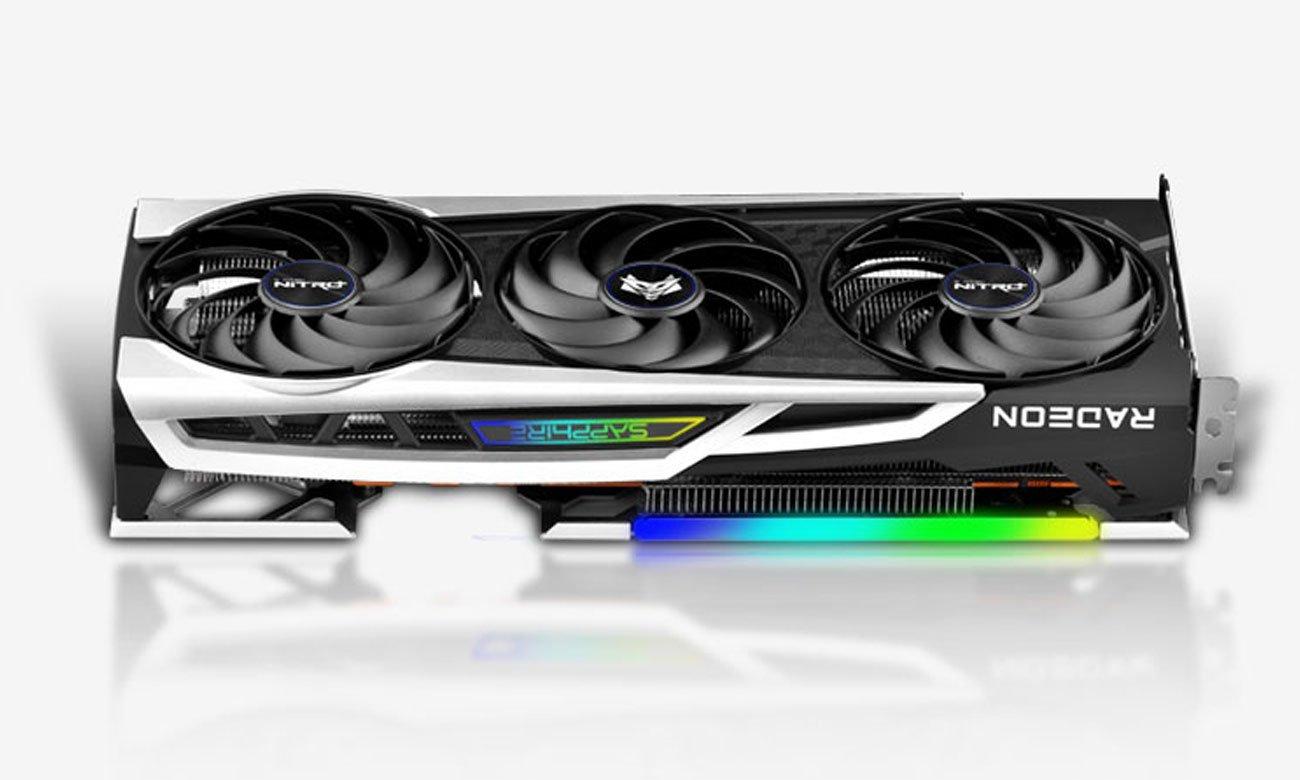 Sapphire Radeon RX 6700 XT NITRO+ 12GB