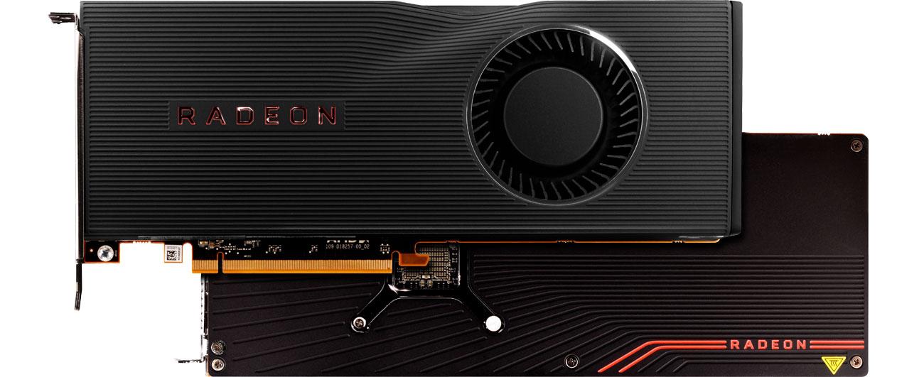 Sapphire Radeon RX 5700 XT - Układ chłodzenia