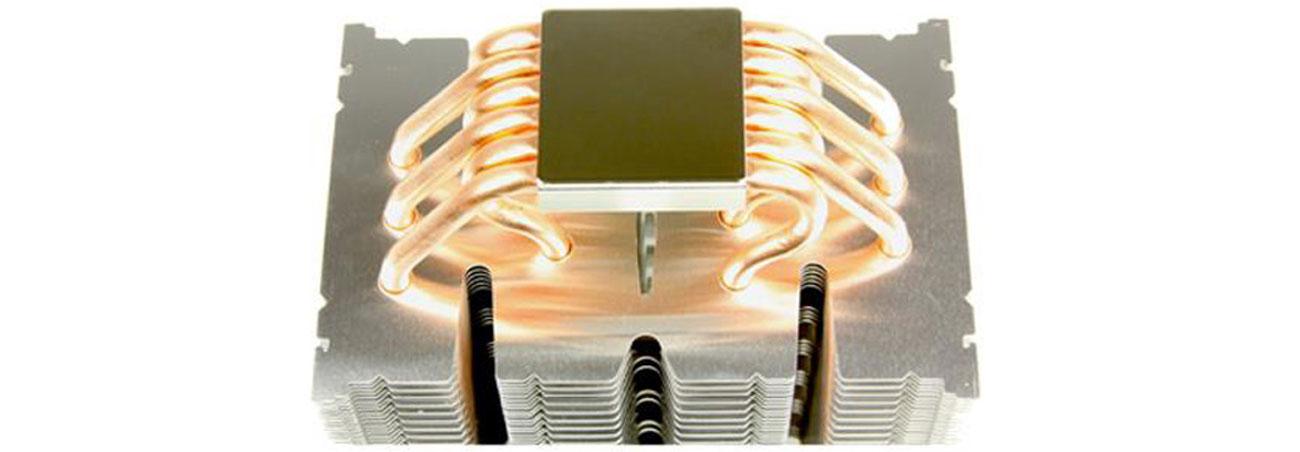 Chłodzenie do procesora Scythe Mugen 4 SCMG-4000 prostota i wygoda