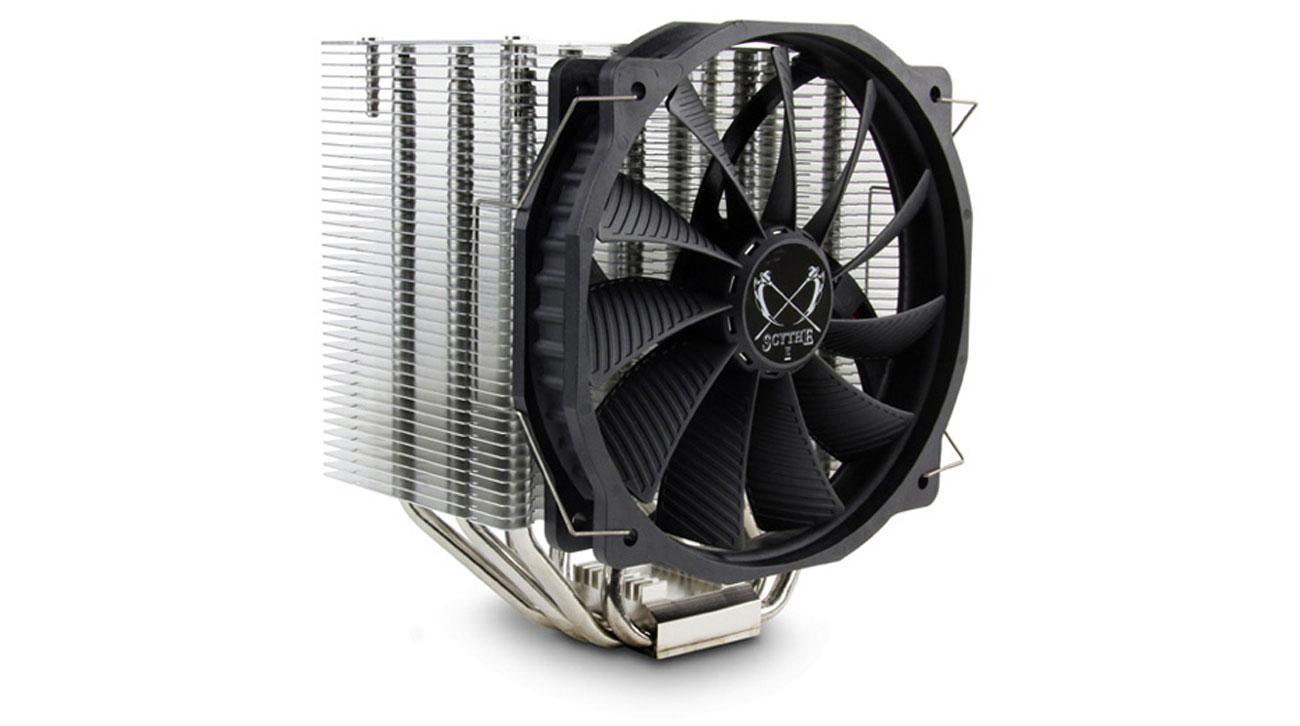Chłodzenie do procesora Scythe Mugen Max SCMGD-1000 cooler mugen max