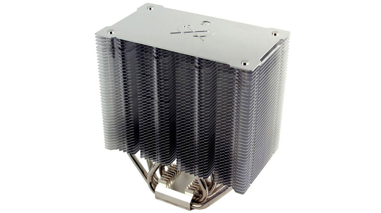 Chłodzenie do procesora Scythe Mugen Max SCMGD-1000 nowa konstrukcja tmaps
