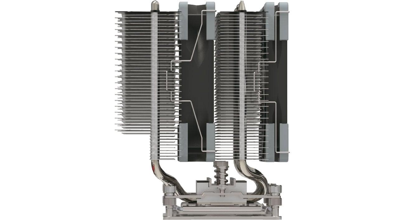 Chłodzenie procesora Scythe Fuma 2 2x120mm SCFM-2000