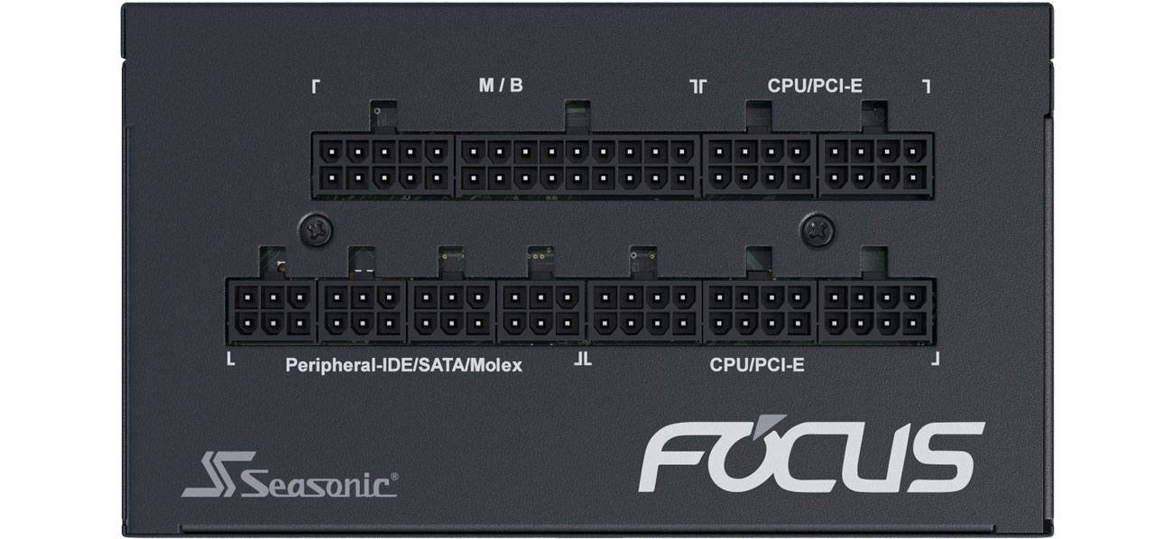 Seasonic Focus GX 1000W 80 Plus Gold FOCUS GX-1000