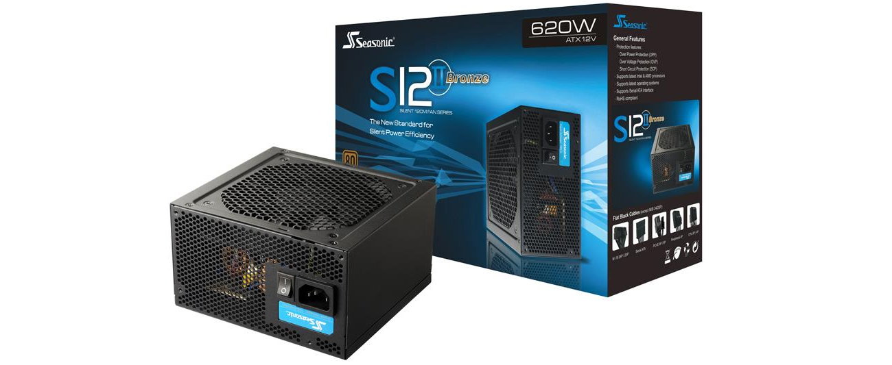 Seasonic S12II Series 620W