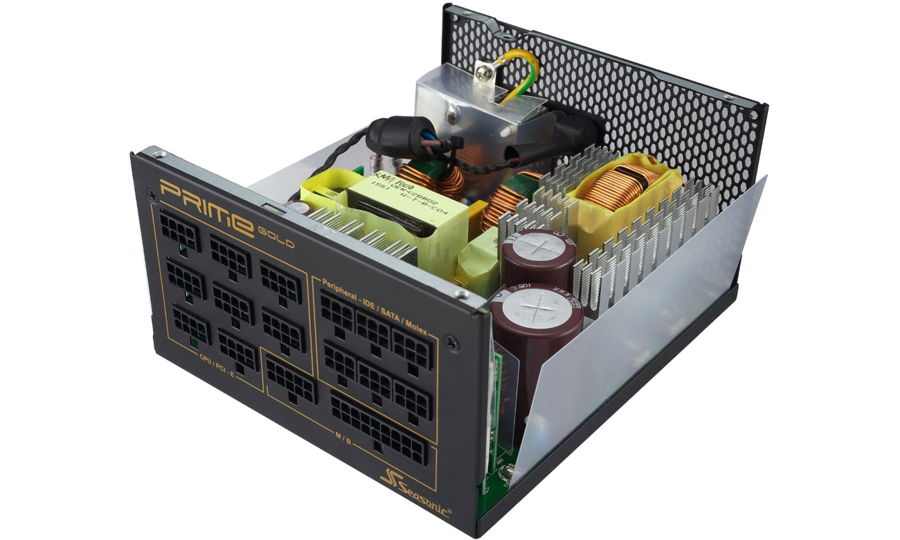 Seasonic Prime 1300W Gold - Technologie