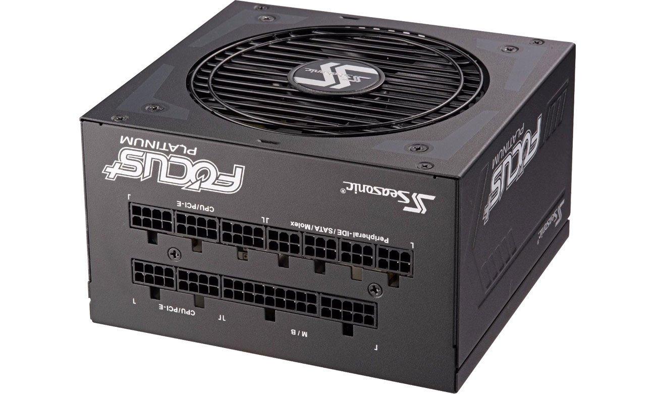 Zasilacz do komputera Seasonic SSR-650PX
