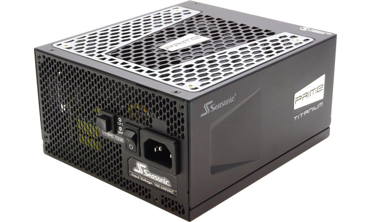 Zasilacz do komputera Seasonic 750W Prime 80 Plus Titanium BOX