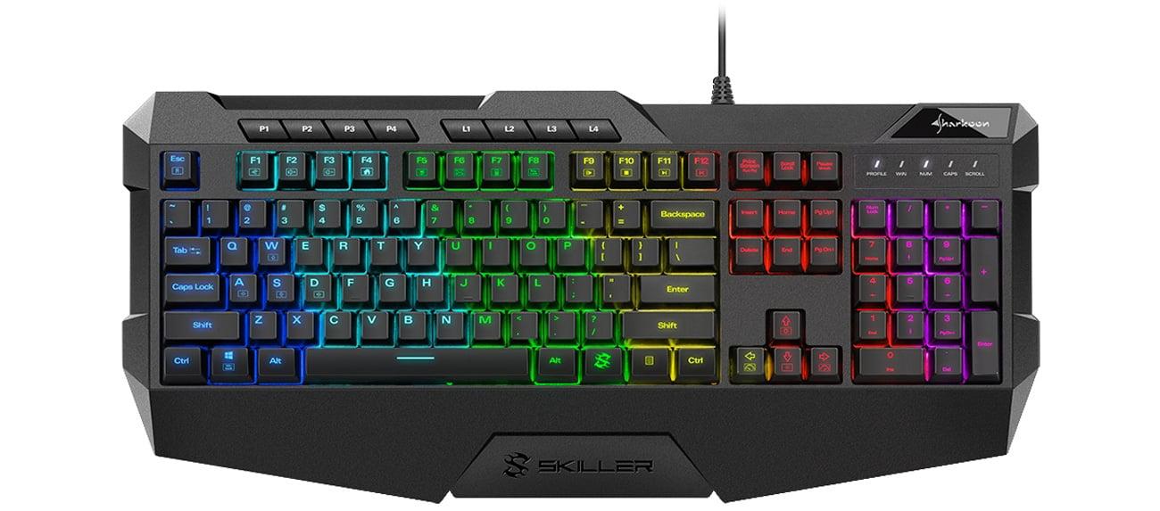 Sharkoon Skiller SGK4 RGB