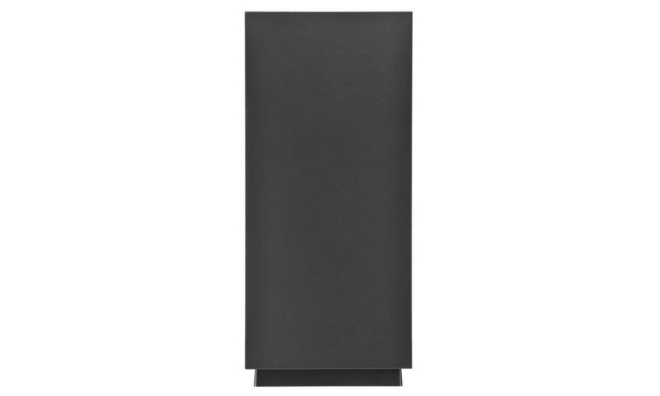 minimalistyczny front