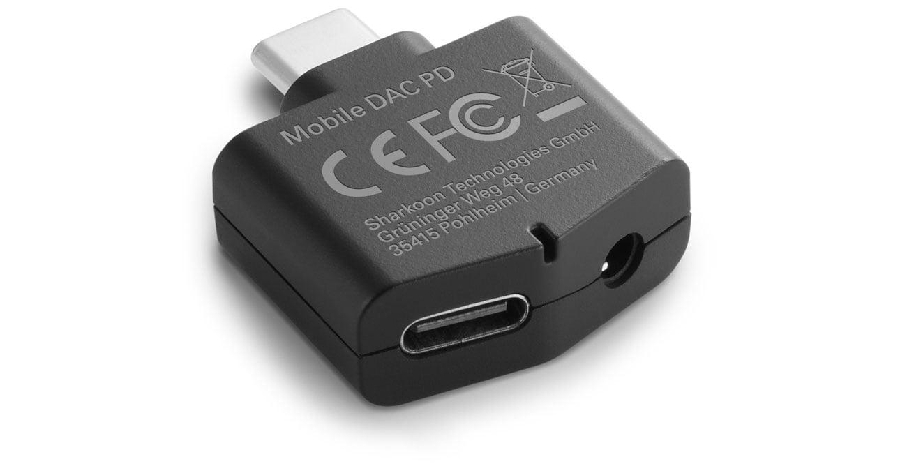 Karta dźwiękowa Sharkoon Mobile DAC PD