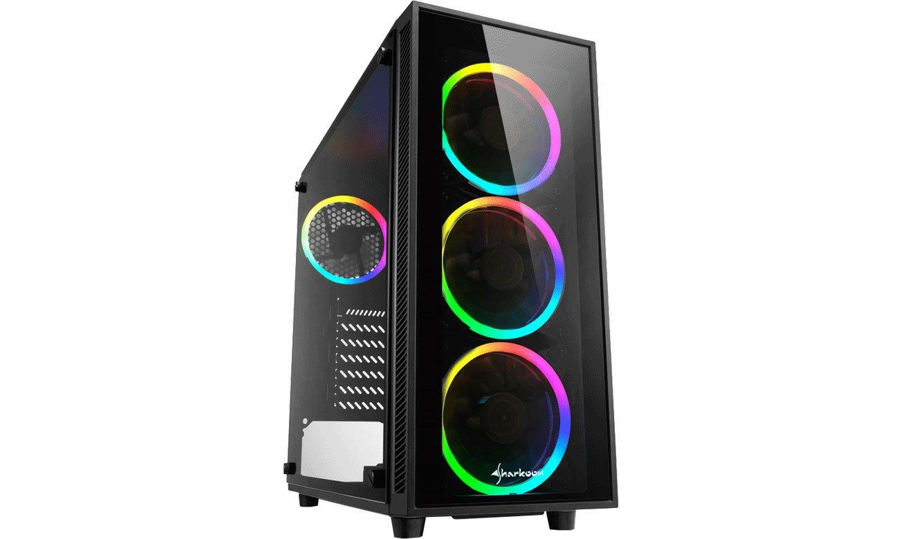 Obudowa do komputera Sharkoon TG4 RGB 4044951026685