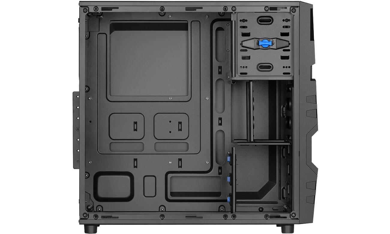 Sharkoon VG5-V Wnętrze