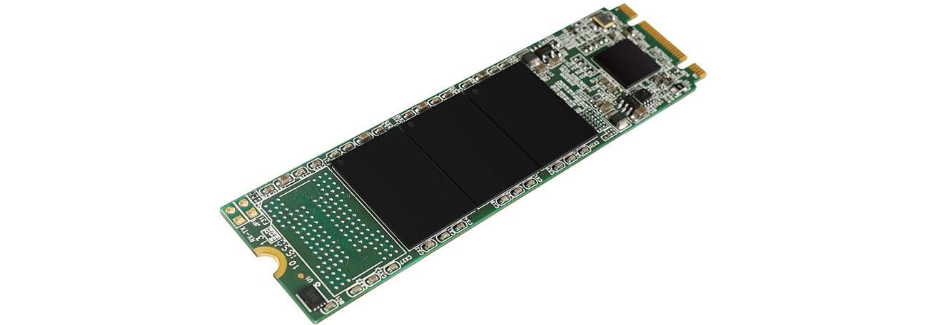 Dysk SSD Silicon Power A55 M.2 2280 Mały rozmiar, ogromne możliwości