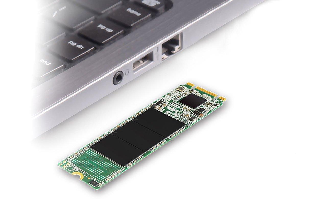 Dysk SSD Silicon Power A55 M.2 2280 Zwiększona wydajność dla intensywnych obciążeń
