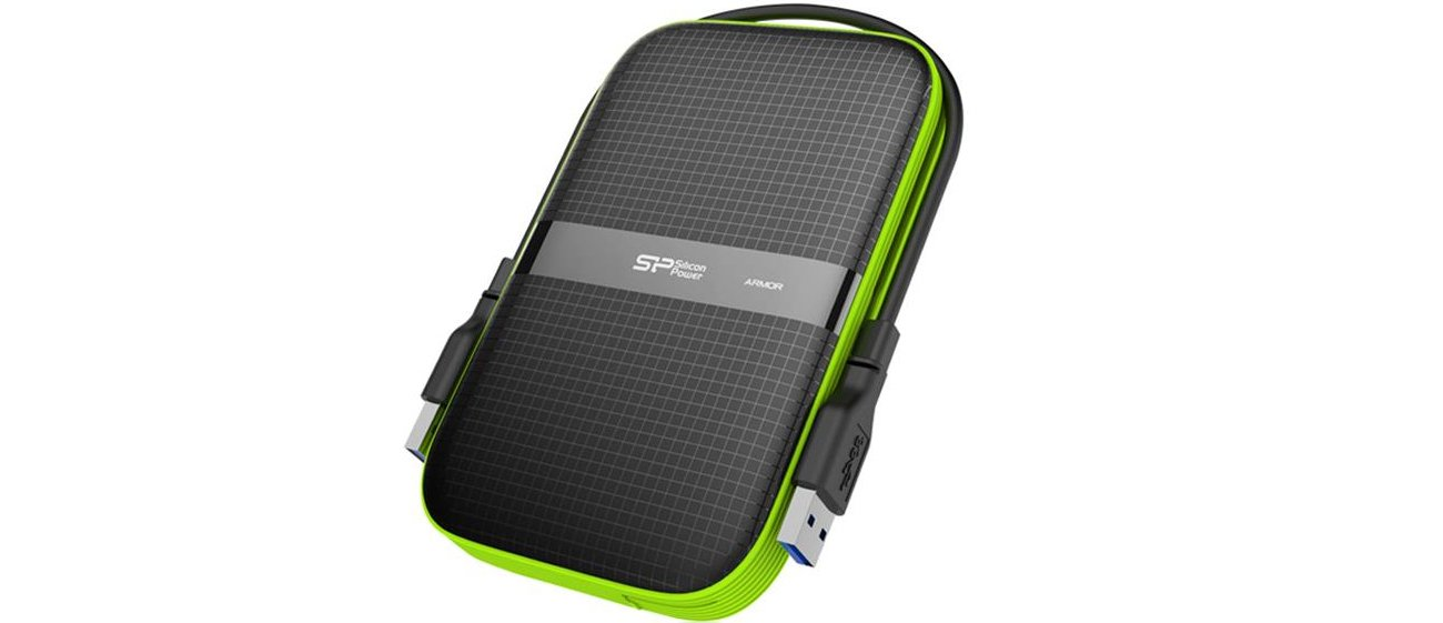 Silicon Power Armor A60 Interfejs USB 3.1 Gen1