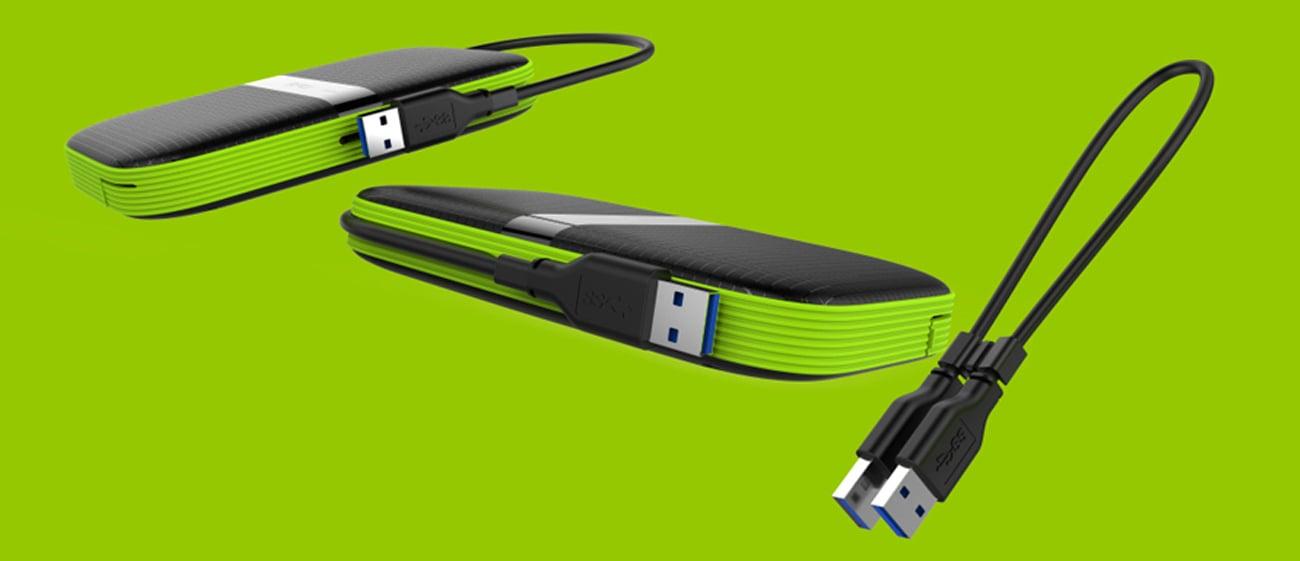 Silicon Power A60 przechowywanie kabla