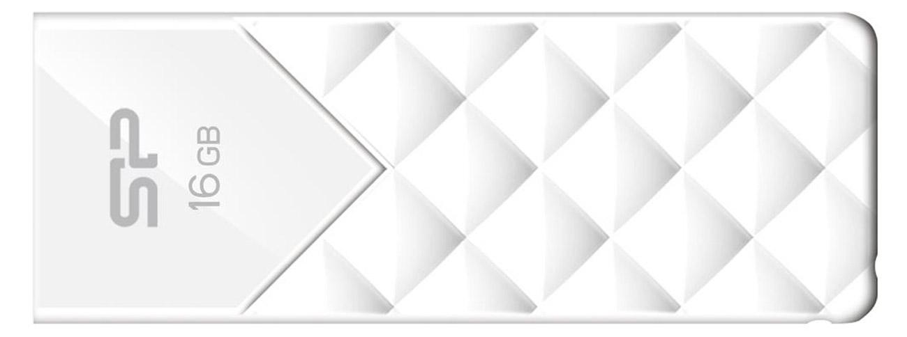 Pendrive Silicon Power Blaze B03 16GB Biały