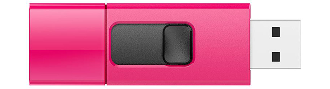Pendrive Silicon Power Blaze B05 16GB Różowy