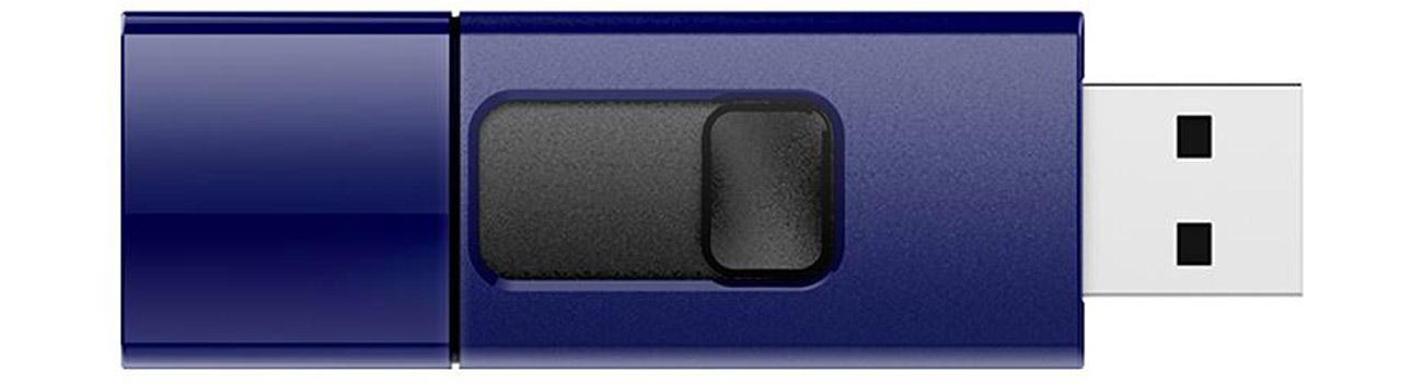 Pendrive Silicon Power Blaze B05 32GB Niebieski