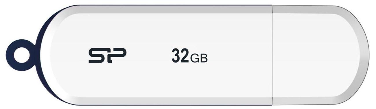 Pendrive Silicon Power Blaze B32 32GB Biały