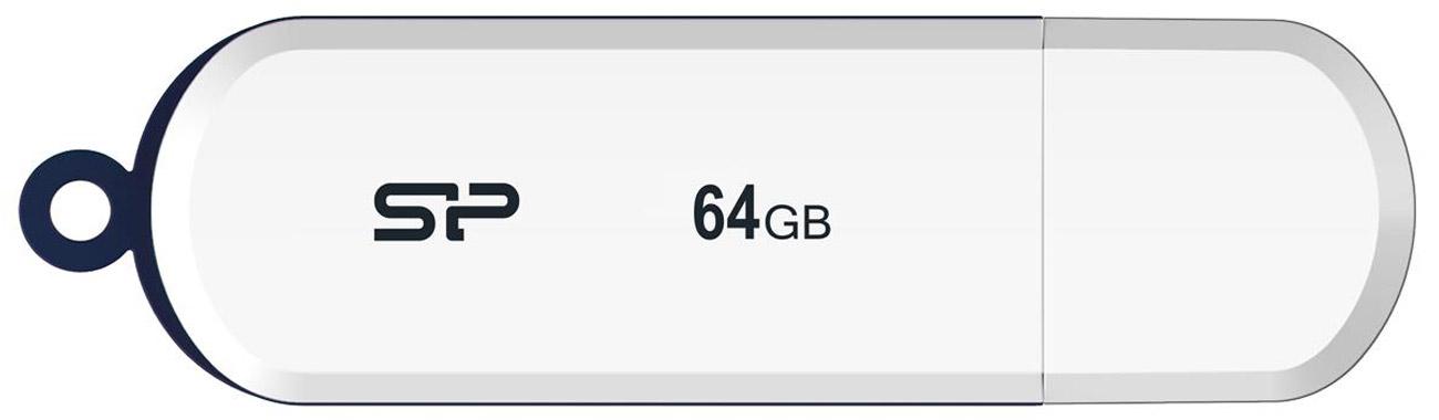 Pendrive Silicon Power Blaze B32 64GB Biały