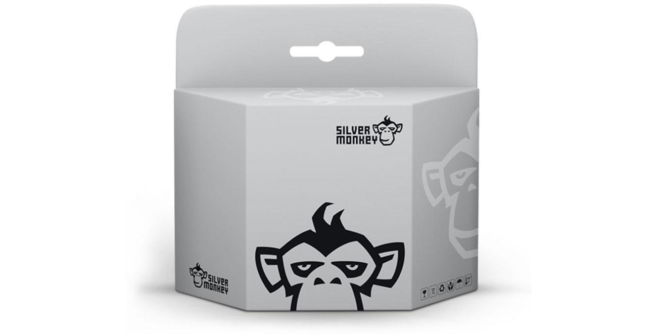 Tusz Silver Monkey czarny