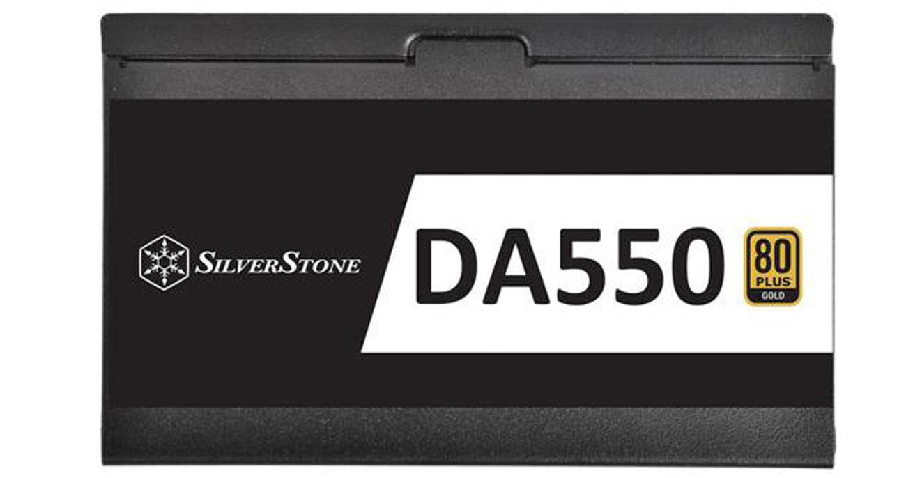 Zasilacz do komputera SilverStone DA550 550W