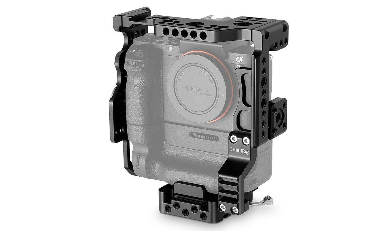 SmallRig Klatka do aparatu Sony A7II/ A7IIS/ A7RII z gripem