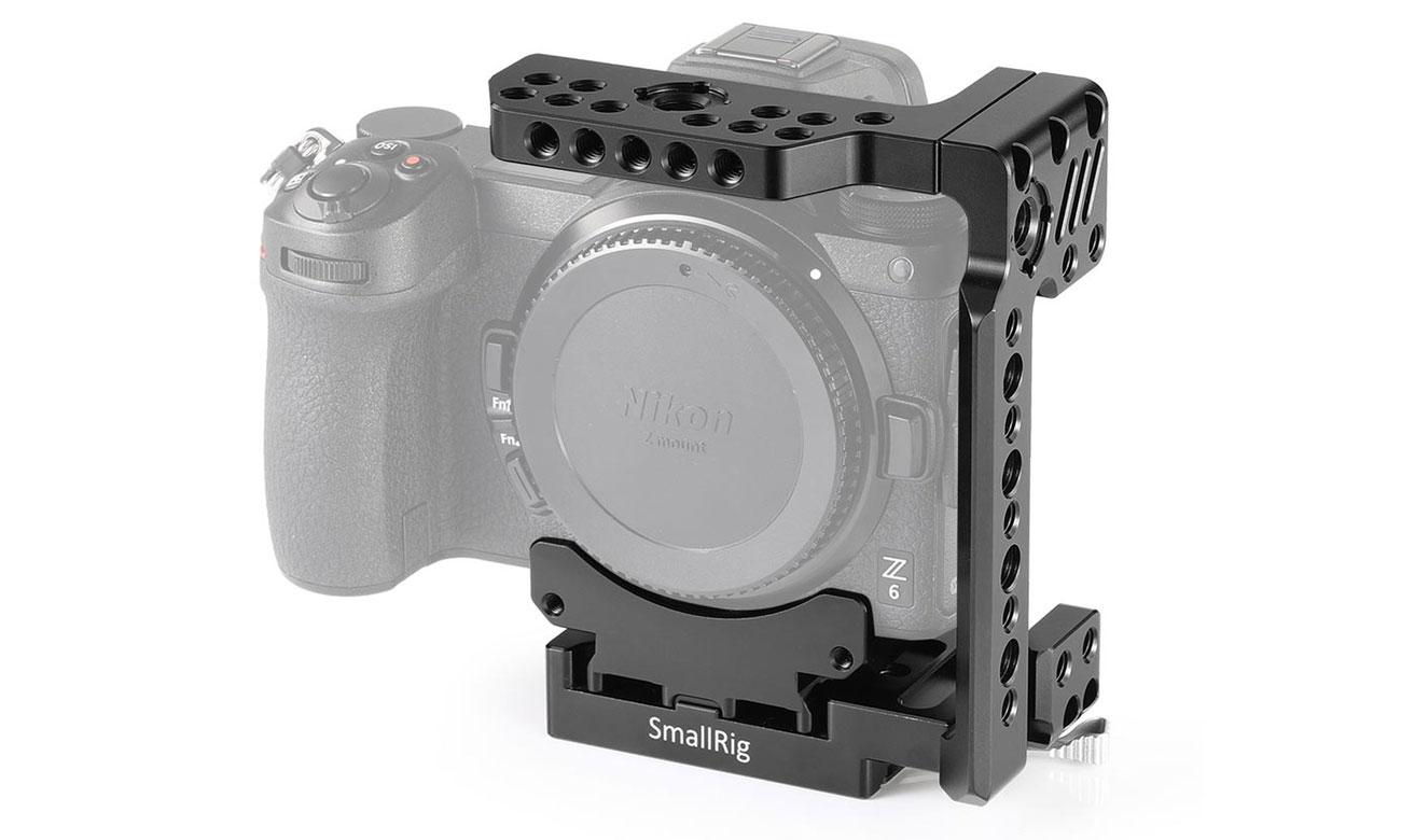Klatka połówka SmallRig do Nikon Z6/Z6II Z7/Z7II