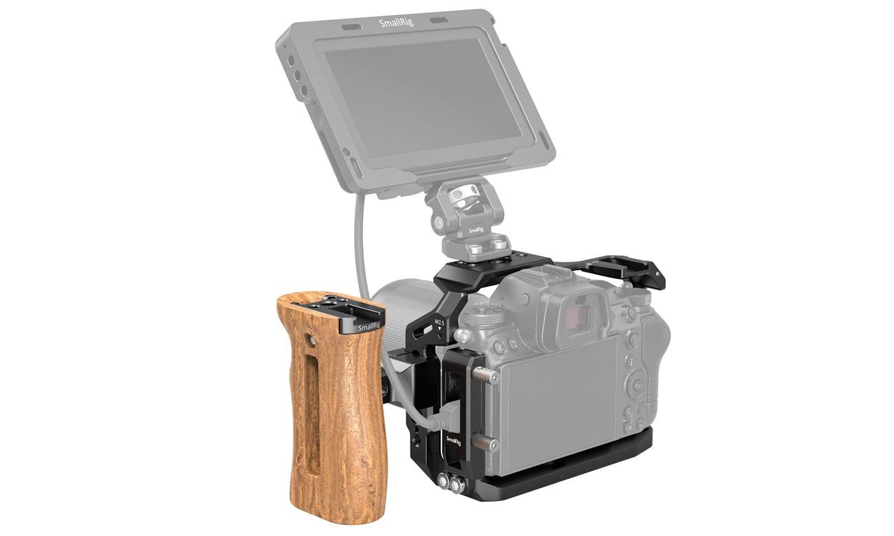 Klatka SmallRig z uchwytem do Nikon Z6II/ Z7II