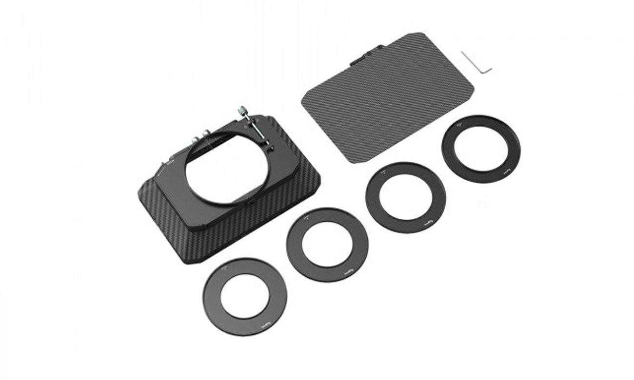 Wiele możliwości SmallRig Matte Box 2660