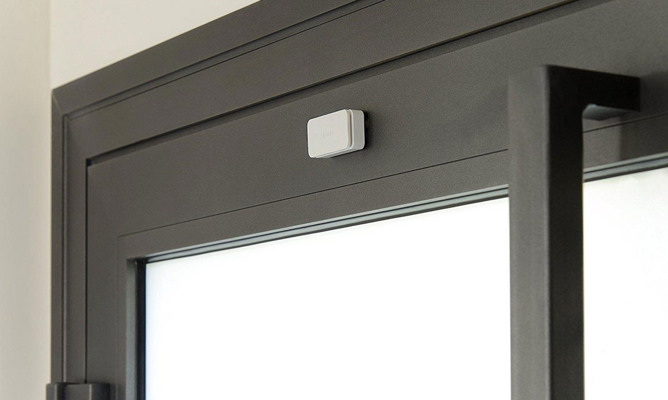 Czujnik wibracji Somfy SYPROTECT INTELLITAG (czujnik do drzwi/okien)