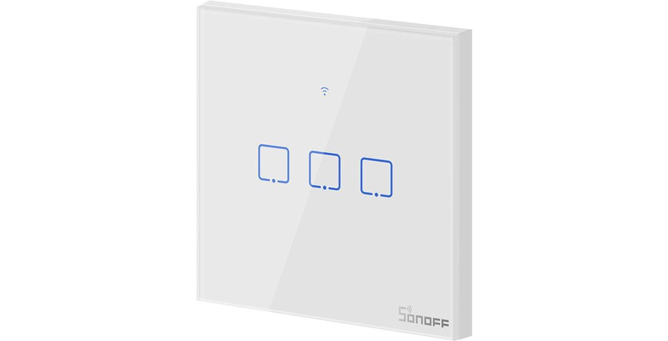 Sonoff T1 EU TX - Design