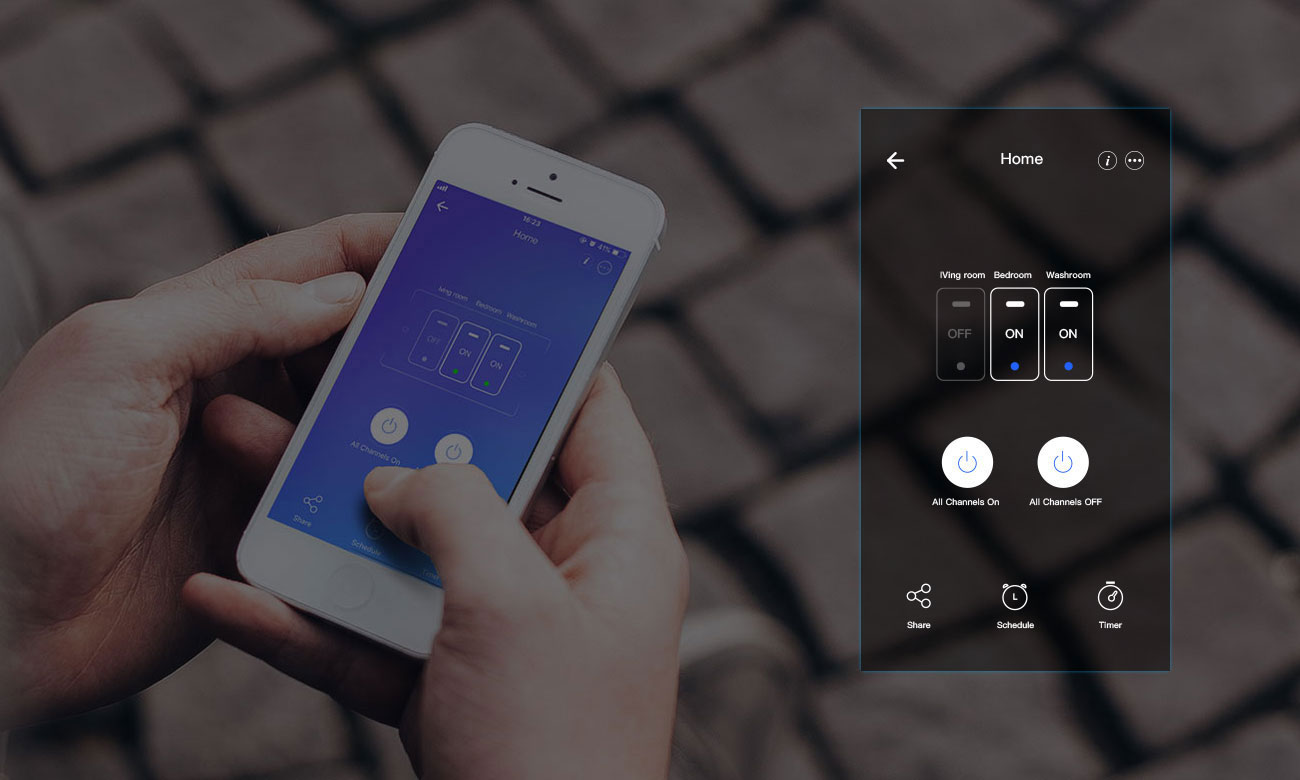 Aplikacja eWeLink