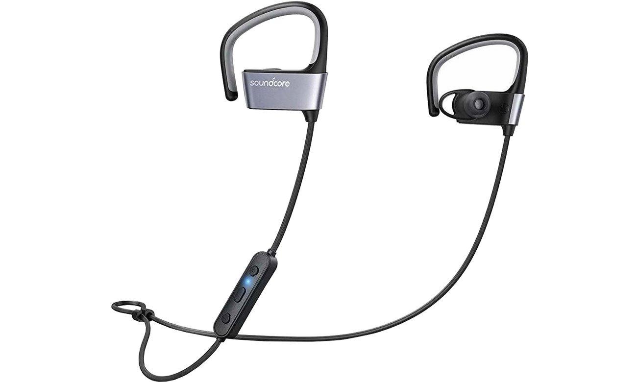 Słuchawki SoundCore Arc czarno - szare A3261GF1
