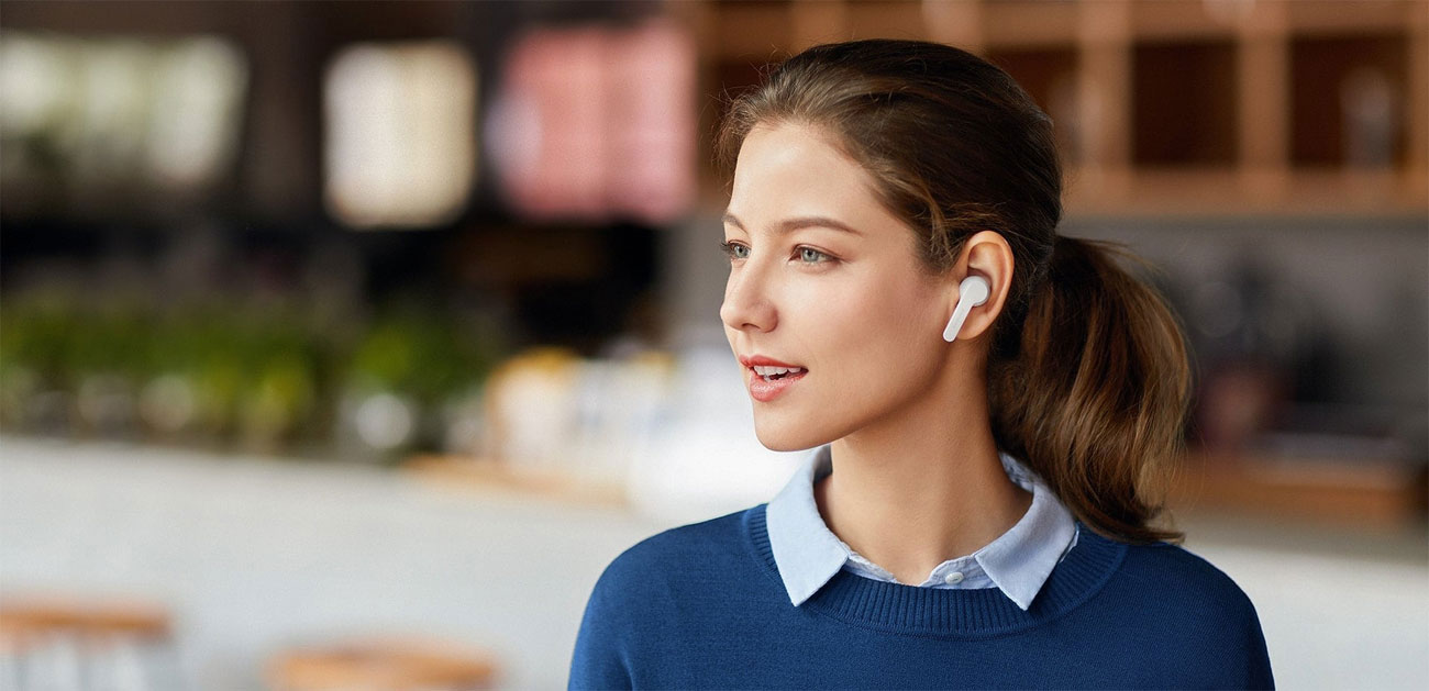 SoundCore Liberty Air - Mikrofon z redukcją szumów