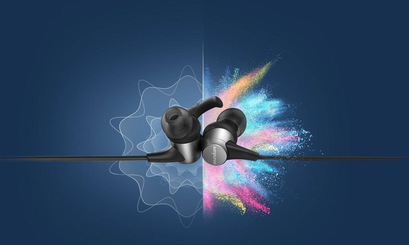 SoundCore Spirit Pro - Dźwięk