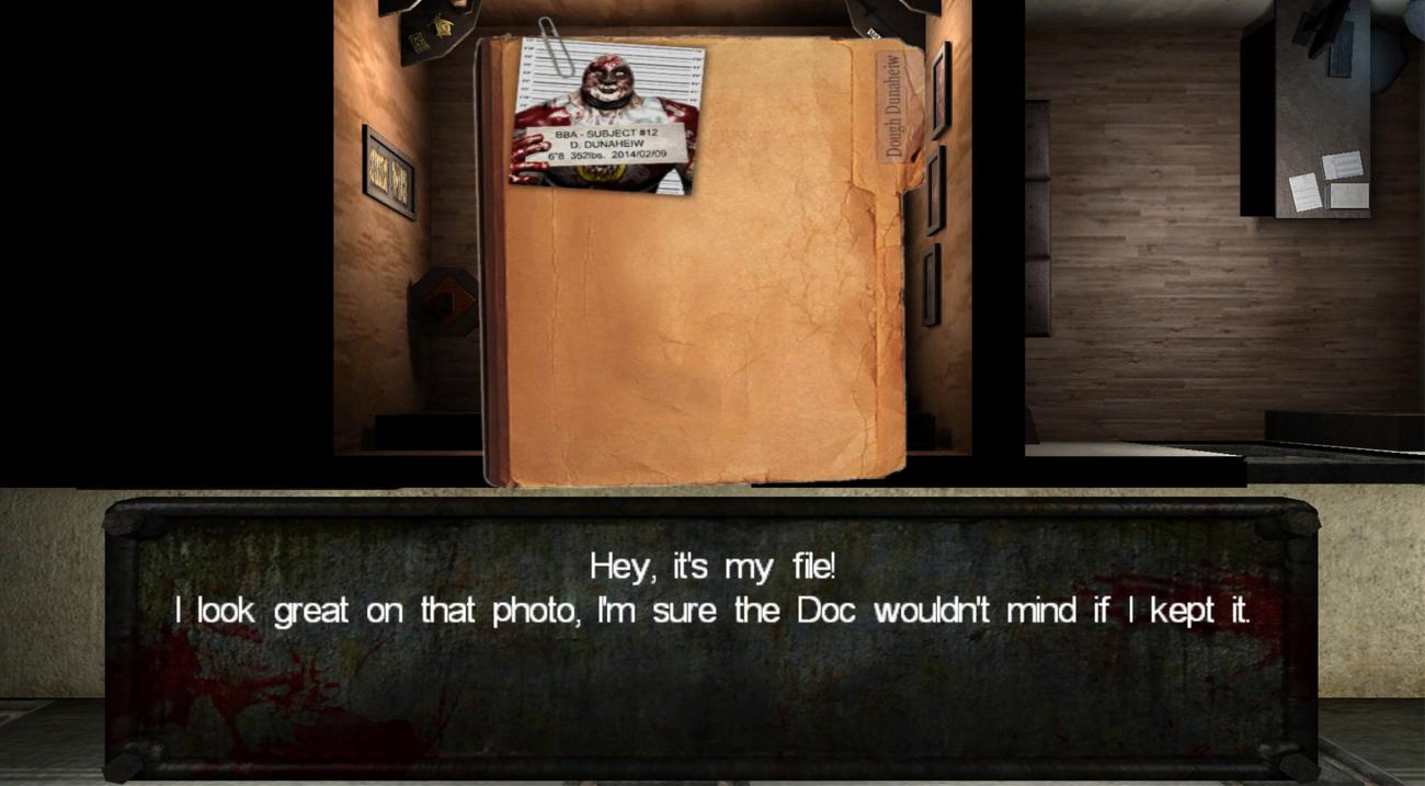 Gra PC Blackbay Asylum