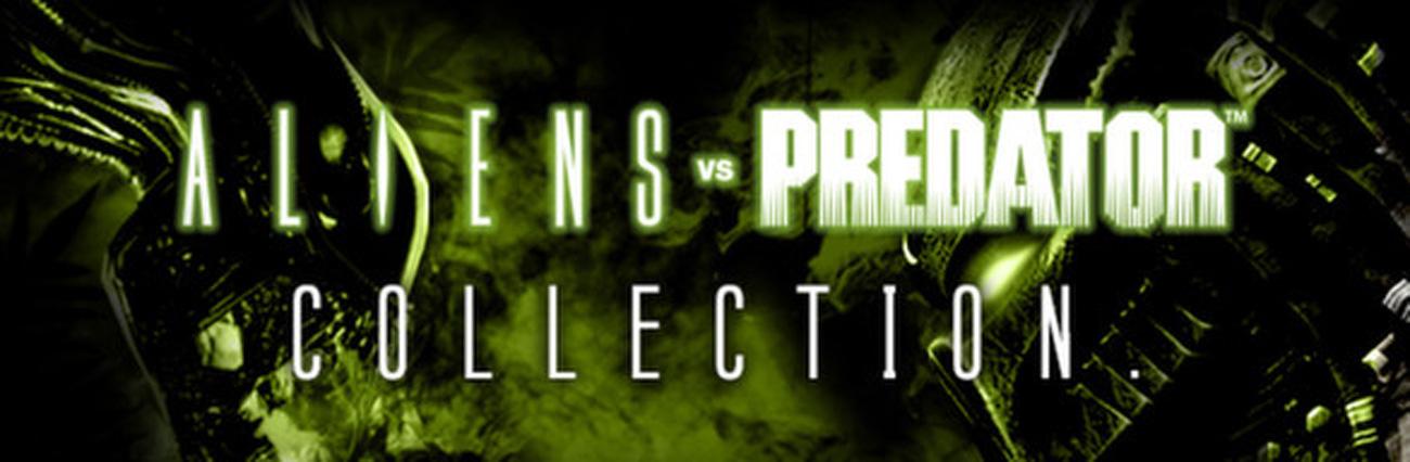 Zestaw Aliens vs. Predator Collection na komputery PC