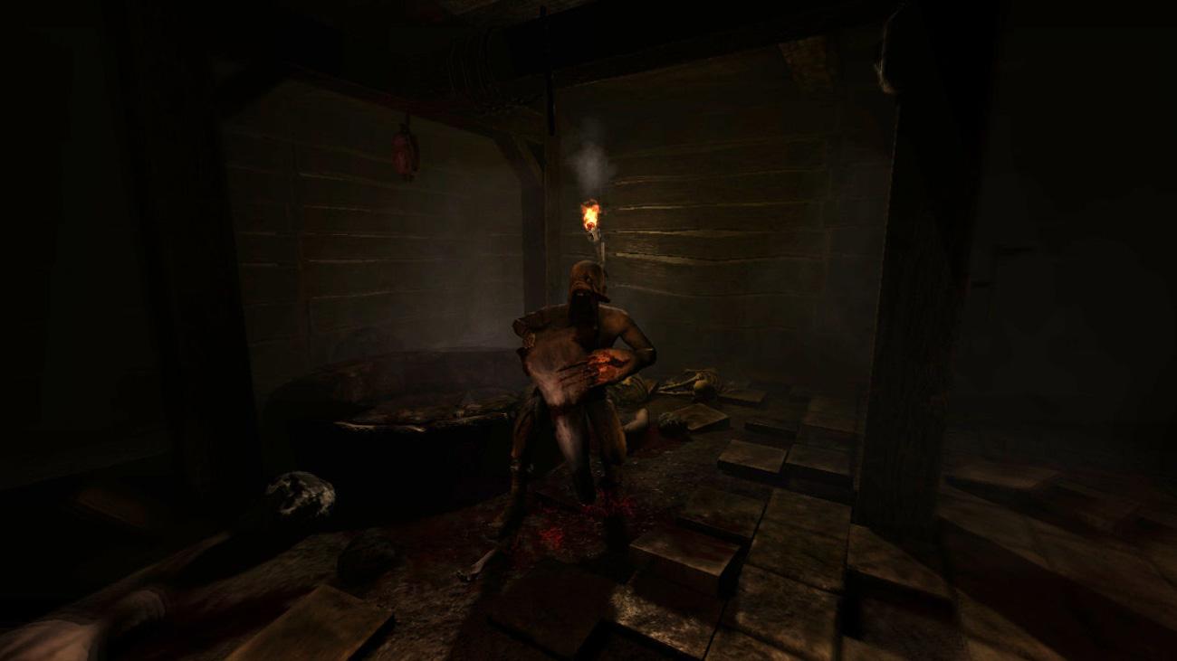 Gra Amnesia: Mroczny Obłęd na komputery PC