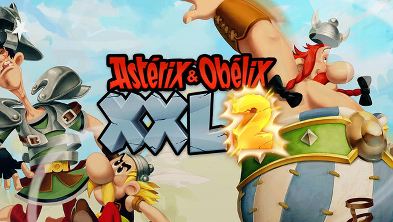 Gra Asterix & Obelix XXL 2 na komputery PC