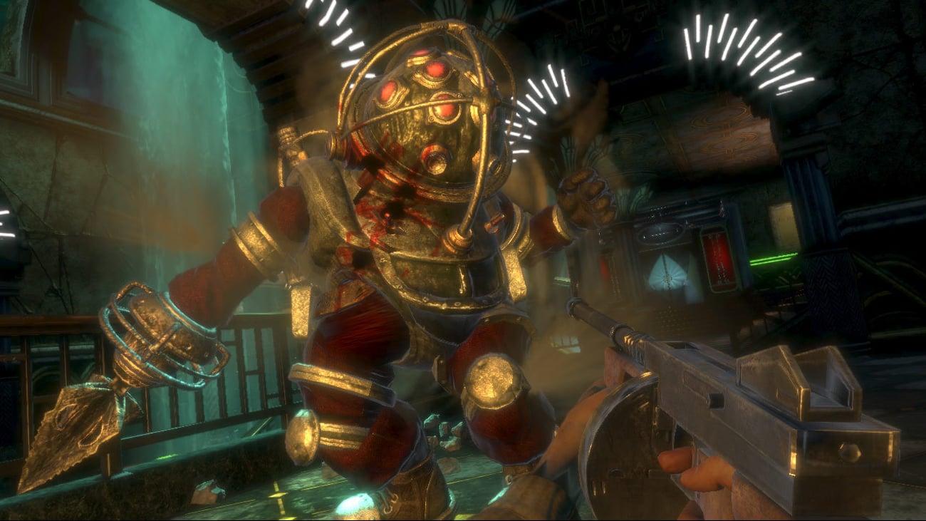 Gra BioShock na komputery PC