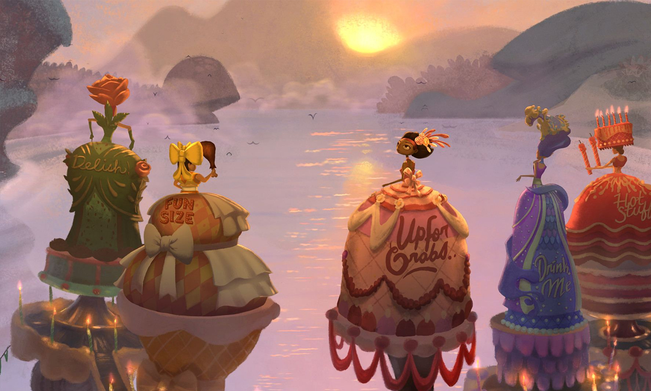 Gra PC  Broken Age
