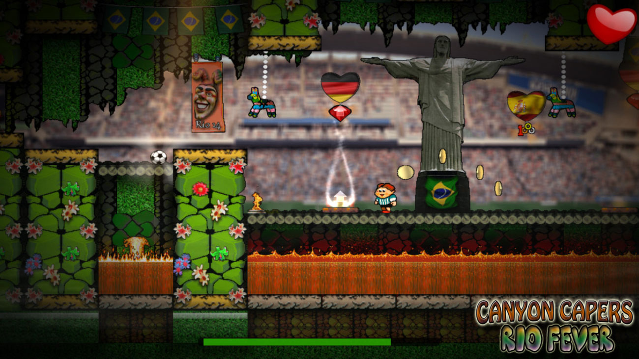 Gra PC Canyon Capers: Rio Fever
